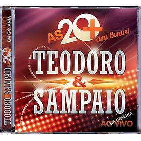 Cd - Teodoro & Sampaio As 20+ ( Produto Original )