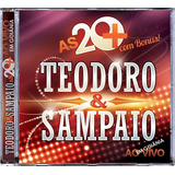 Cd - Teodoro & Sampaio As 20+
