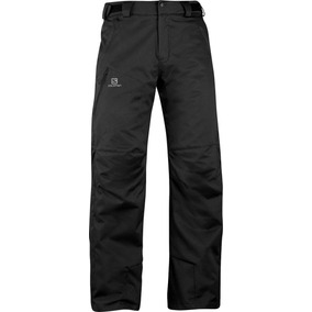 Pantalon Masculino Salomon- Impulse Pant M Negro-lifestyle