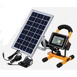 Reflector Solar Portatil De 10w Con 3 Años De Garantia
