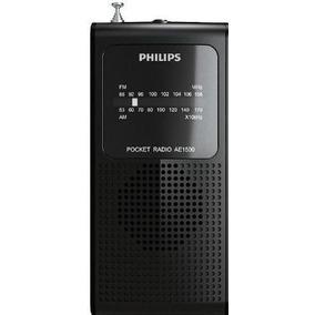 Rádio Portátil Am Fm Radio Pequeno De Bolso Original Philips