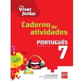 Para Viver Juntos - Portugues - Caderno De Atividades - 7º A