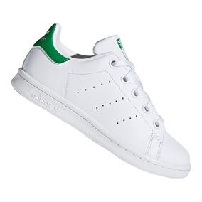 Tênis adidas Infantil Originals Stan Smith Ba8375 Original. R  249 90 fcdef1b1c6816