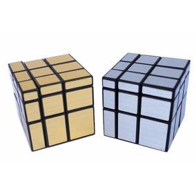 Rubik Mirror 3 X 3 Puzzle Mecánico Profesional Ultra Rápido