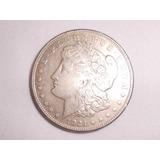 Moneda De Plata Morgan De Estados Unidos 1921