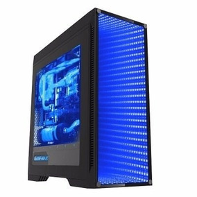 Gabinete Gamer Pc Gamemax Atx Full Tower Infinity M908