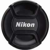 Tapa P Lente Cámara Fotografía Nikon 55mm