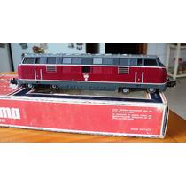 Eqs Locomotora V200 Lima Convertida A 3 Rieles