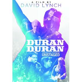 Duran Duran American Express Unstaged Importado Dvd Nuevo