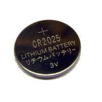 Bateria Cr2025 Unidade