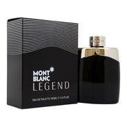 Perfume Mont Blanc Legend 100 Ml Edt Hombre Envio Gratis !!