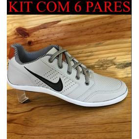 0f26ec619d Kit Com 6 Pares De Tenis Nike - Tênis Casuais para Masculino no ...
