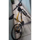 Bicicleta Gt Tam.18, 21 Marchas Peças Shimano
