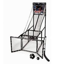 Juego Arcade Basketball Futbol Beisbol Hockey Spiderman