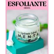 Esfoliante Labial - Menta Verde