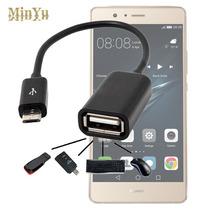 Cable Micro Usb Entrada V8 Otg A Usb Hembra Tableta Wd5