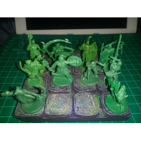 Dungeons And Dragons Rol, Pathfinder Rpg Figura Bootleg.