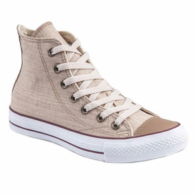 Zapatillas Tipo Botas Converse All Star Lino Originales!!!!!