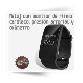Reloj Monitor Cardíaco, Presión Arterial Y Oxímetro Whatsapp