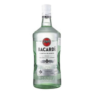 Botella De Ron Bacardi Carta Blanco 1.75l