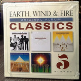Earth Wind And Fire - Original Album Classics (2013)