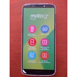 Motorola G6 Play 3gb Ram Y 32 Gb De Almacenamiento Interno