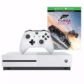 Xbox One S 500 Gb 4k Ultra Hd Forza Horizon 3