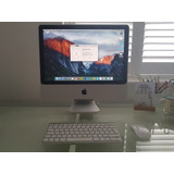 Apple Imac 8,1 A1224 24 Core 2 Duo 2.66ghz 4 Gb 320 Gb