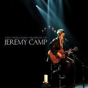 Cd + Dvd Jeremy Camp - Unplugged - Live - Promoção