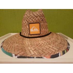 Sombrero Quicksilver Paja Hombre Envío Gratis Playa Sharky