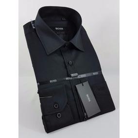 Camisas Hugo Boss Colores Lisos
