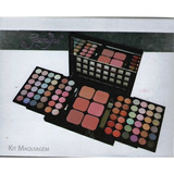 Kit De Maquiagem 3d Jasmyne V035