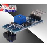 Sensor Infrarojo Tcrt5000 Robot Arduino Seguidor De Linea