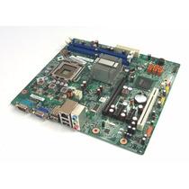 Placa Mãe Lenovo 775 Ddr3 + Processador + Memória 2gb