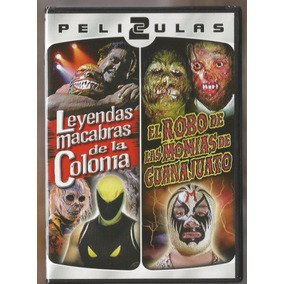 Lucha Libre Lote 4 Dvd