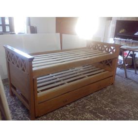 Cama Nido + Carro-cama / Zona Oeste
