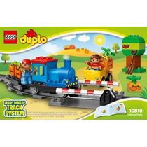 Lego Duplo 10810 Track System Set Tren Y Muchos Accesorios