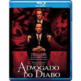 Blu-ray Advogado Do Diabo Original Lacrado Dublado