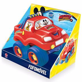Carro Fofomóvel Mickey Disney Lider