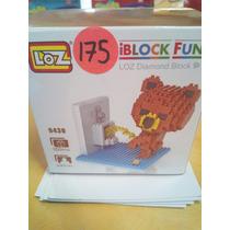 Mini Bloques Loz Yoshi Mario Luigui Lego