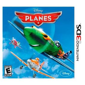Vg - Disney Planes 3ds