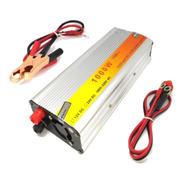 Inversor De Energia Poten 1000w Entrada Dc 12v Saída Ac 220v