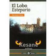 El Lobo Estepario Hermann Hesse Libro Nuevo Talento Epoca