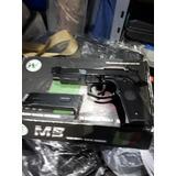 Pistola Airsoft Beretta M9