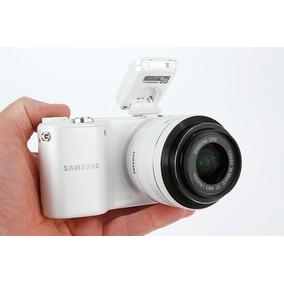 Cámara Digital Samsung Smart Wifi Nx2000 20,3mp Sd 3,7 3d N
