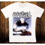 Remera Sepultura Roorback Heavy Metal Ropa De Estilo Vintag