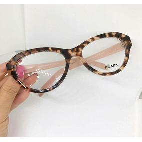 Culos Prada Pr 59os De Grau Outras Marcas - Óculos no Mercado Livre ... f7f8fc68df