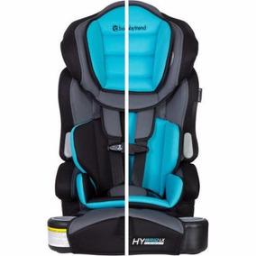 Asiento Serguridad Nino Baby Trend Hybrid 3 En 1 Azul Silla