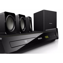 Home Theater Dvd Philips Teatro En Casa 5.1 Original !!!