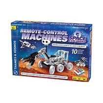 Máquinas De Control Remoto-thames Y Kosmos: Kit Espacial Exp
